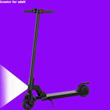 2 Wheel Stand Up Aluminum Folding Portable Electric Scooter scoter for adults hub motor at the Wholesale Price