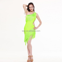 Hot And Sexy Latin Ballroom Dresses costumes girl latin dance dresses