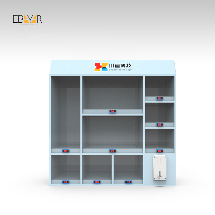 Cell Cabinet Vending Machine Designed for Hotel Application