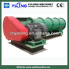 2017 hot sale YULONG organic fertilizer pellets making machine