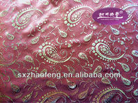 knitted bronzed velvet fabric for sofa