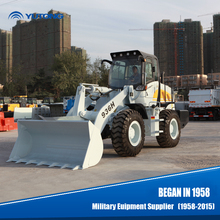 China CE Approved Military Quality 3Ton Wheel Loader