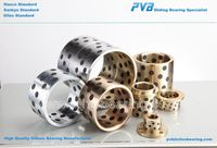 Guide Bushing used in Automotive Engine, Chassis, Motorcycle Clutch, Gear Pump Rub Board and Lifting Equipment