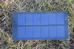 small PET solar panel for solar power bank /solar charger