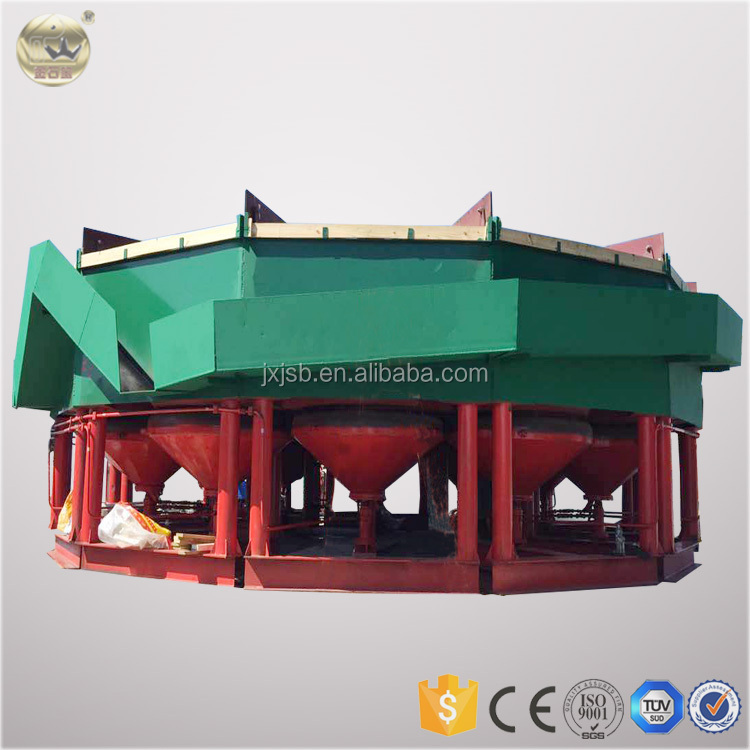 Large Capacity Wash Plant Jigging Equipment For Gold