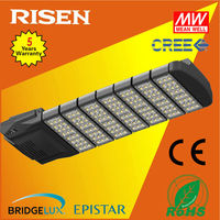Hotsale 2013 New style 250w LED Street Light with Cree Chip.Meanwell driver