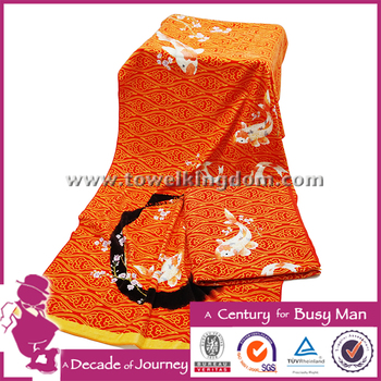 Alibaba China Cotton Plain Dyed Printed Bath Towel