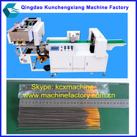 KCX Full automatic counting agarbatti incense stick packing machine