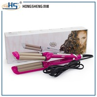 Style Solutions Professional Curling Guides Easy Operation Ceramic Hair Curlers