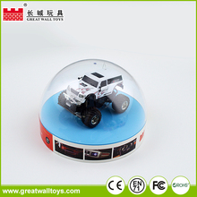newest gift battery operated toys 1:58 scale rc truck car for wholesale