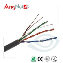 High quality 24gauge 350mhz interior low voltage utp cat5e cable