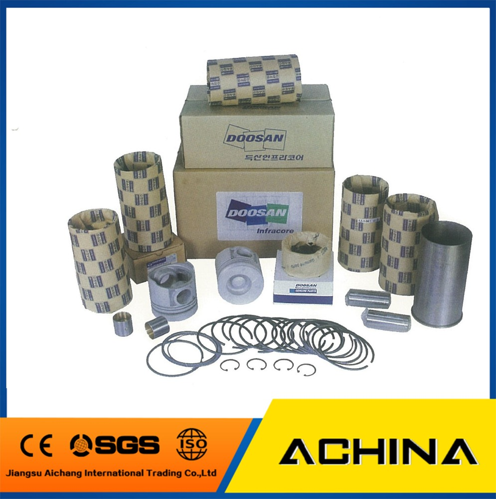 Cheap Excavator engine high quality cylinder liner