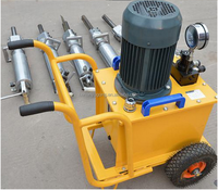 Factory price portable hydraulic rock splitter for sale