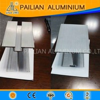 WOW, aluminum profiles extruded with accurate size, China golden supplier of aluminum extrusion profiles, anodized profiles