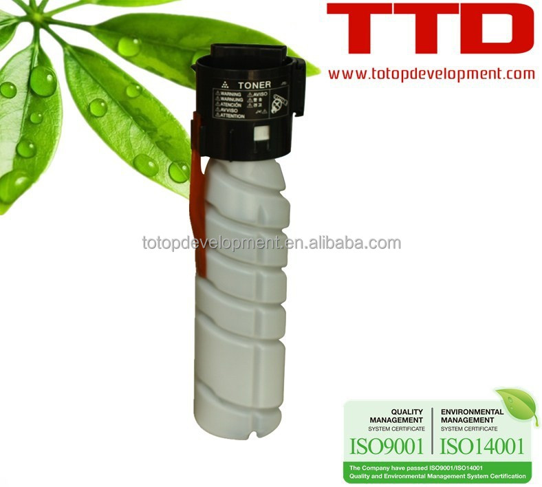 TTD Compatible Toner Cartridge TN116 for Konica Minolta Bizhub 164 184 195 215 315 718 toner