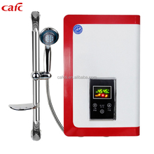 Excellent Quality Wall-hung Easy Installation Bathroom High Tech Electric Tankless Water Heater