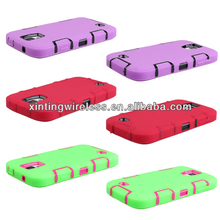 Cellphone PC Silicone Combo Case For Samsung Galaxy Note3
