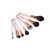 Meidao Best synthetic hair Multi-Colored personal brushes makeup set
