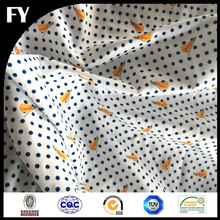 Custom Digital Print100% Organic Cotton Printed Muslin Fabric for Baby Use