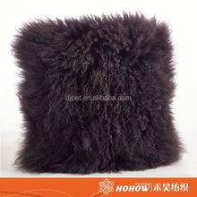 Fashion 2016 wholesale hand knitted cushion