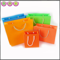 foldable Paper Shopping Bag