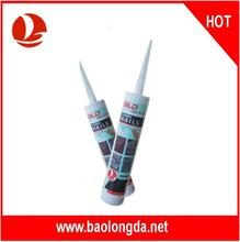 High Performance Struction Quick Drying Silicone Sealant