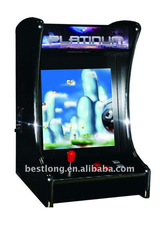 mini arcade game machine BS-M2LC19G