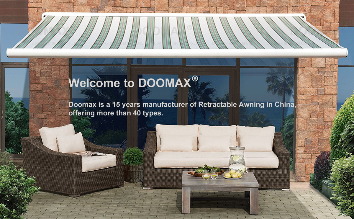 Hangzhou doomax sunshade technology co. ltd. awning awning parts