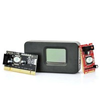 "1.6"" LCD Mini PCI-E PC PCI Diagnostic Test Debug Card+LPC"