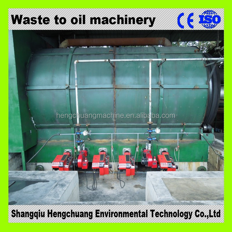 Hydraulic feeding system plastic recycling tunisia 50% high oil yield no pollution