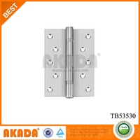 316 Stainless Steel Stainless Steel Mirror Cabinet Door Hinge