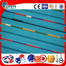 Competition equipment swimming pool floating line/swimming pool lane rope/swimming line