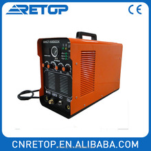 CT520 inverter weld dc high quality cutter MMA/TIG/CUT welding machine plasma cutting machine