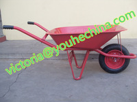 dump wheelbarrow/ hand truck