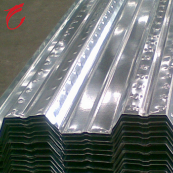 YX76-344-688 Floor Decking Sheet Building Construction