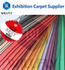 Excellent quality useful exhibition carpet on sale