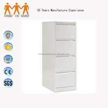 Customized Vertical metal 4 drawers filing cabinet