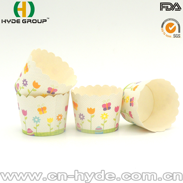 cupcake square paper baking paper cups for cakes