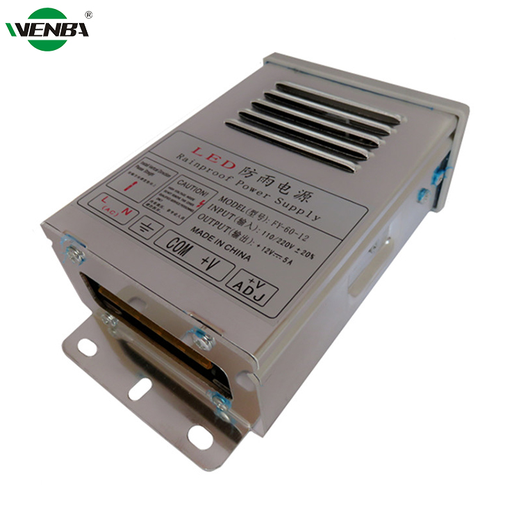 High voltage high frequency 60w 36v power supply dc