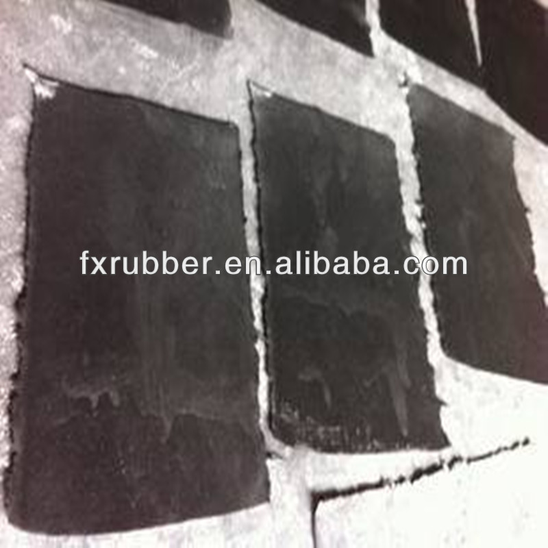 unvulcanized Rubber tyre compounds