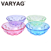 Best price heat-resistant easy washing up durable PP AS salad bowl