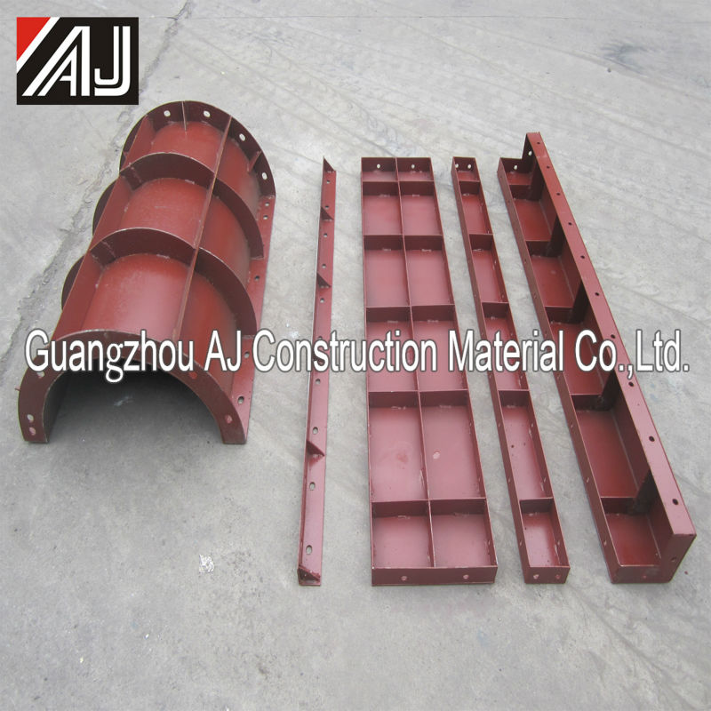Guangzhou factory steel formwork construction materials