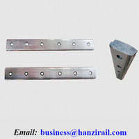 50'O Railroad Rail Fishplate,Rail Joints,Splice Bar