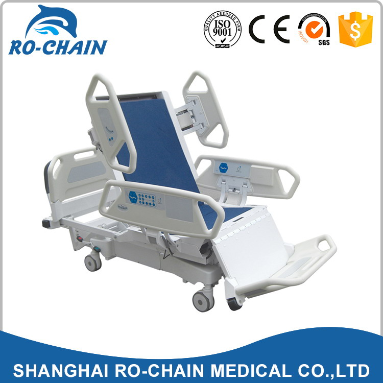 Excellent quality new design model electric hospital bed weight scale