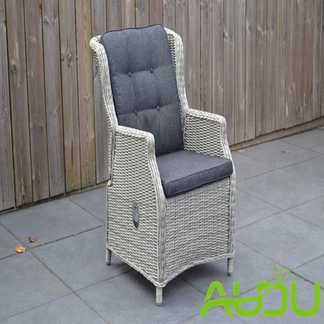 Audu darwin verstelbaar wicker chairs for balcony