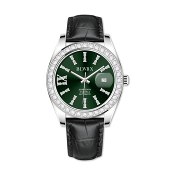 rolexable watch oem, roles automatic luxury watch, rollex watch green dial