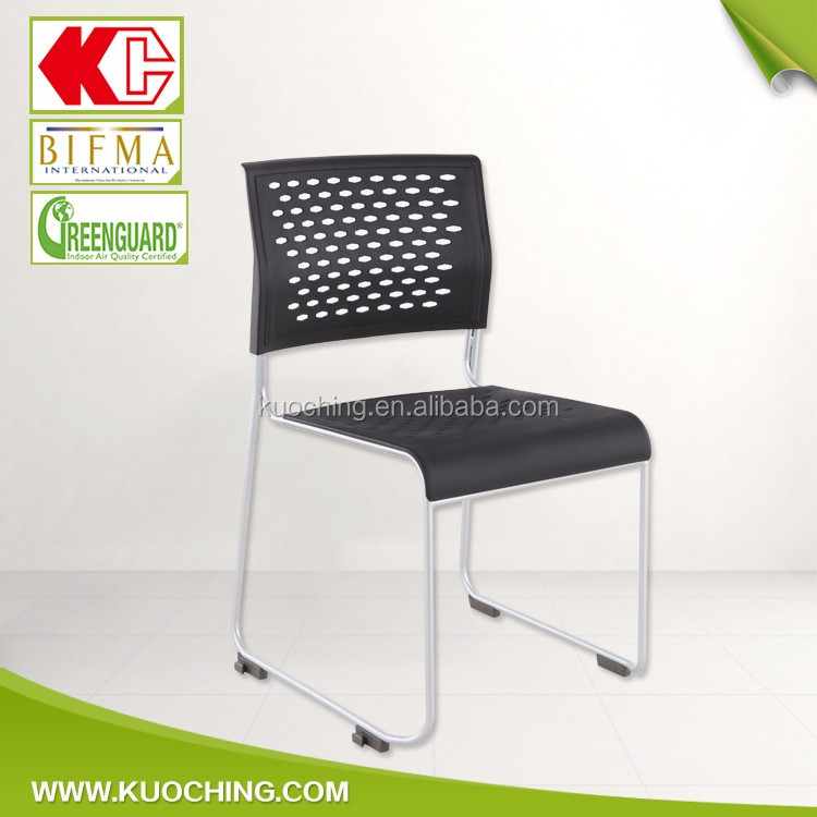 Acr Ergonomic Design Training Room Meeting Conference Chair/Training Chair/Office Chairs Without Wheels