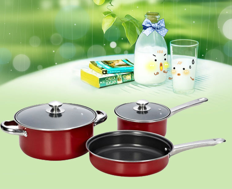 german cookware set induction kitchenware wholesale