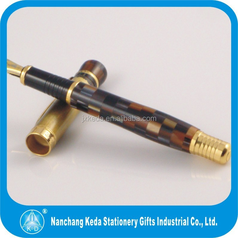 brand stationery writing instruments metal fountain pen