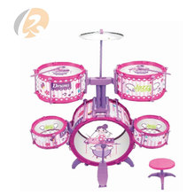 educational musical instrument jazz toys kids drum set for children gift